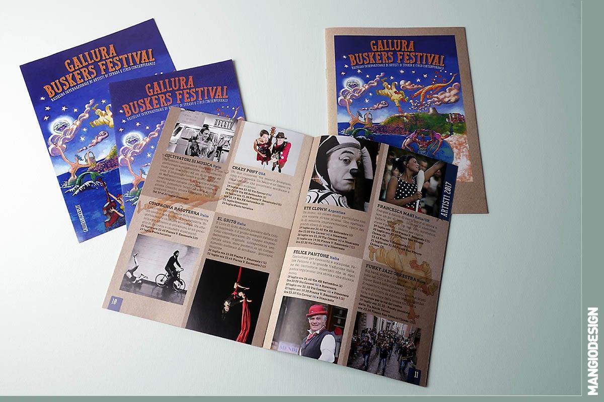 Gallura Buskers Festival - stampa