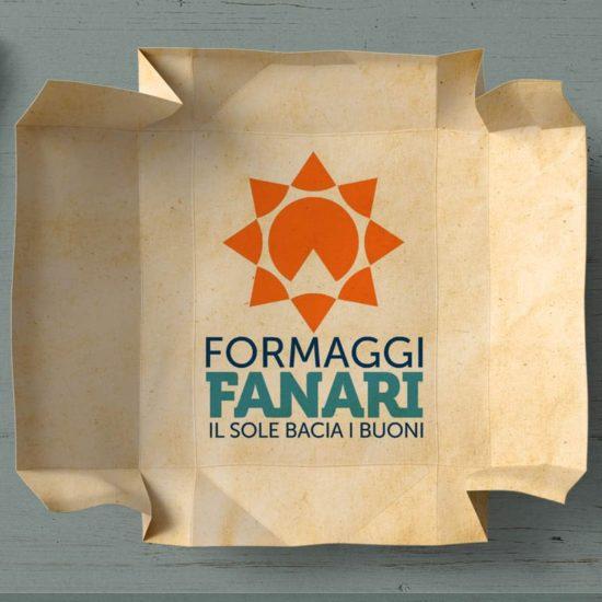 Logo Formaggi Fanari - etichette formaggi