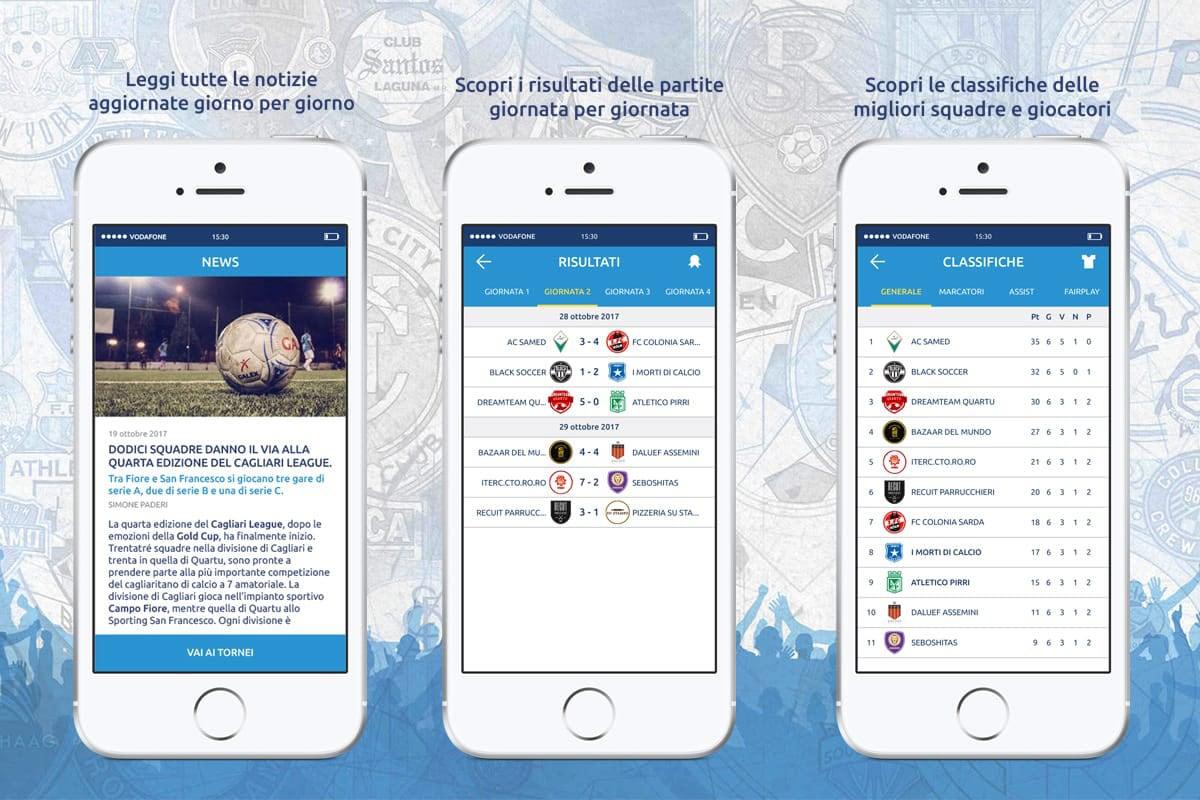 App Mr Soccer 5 - store