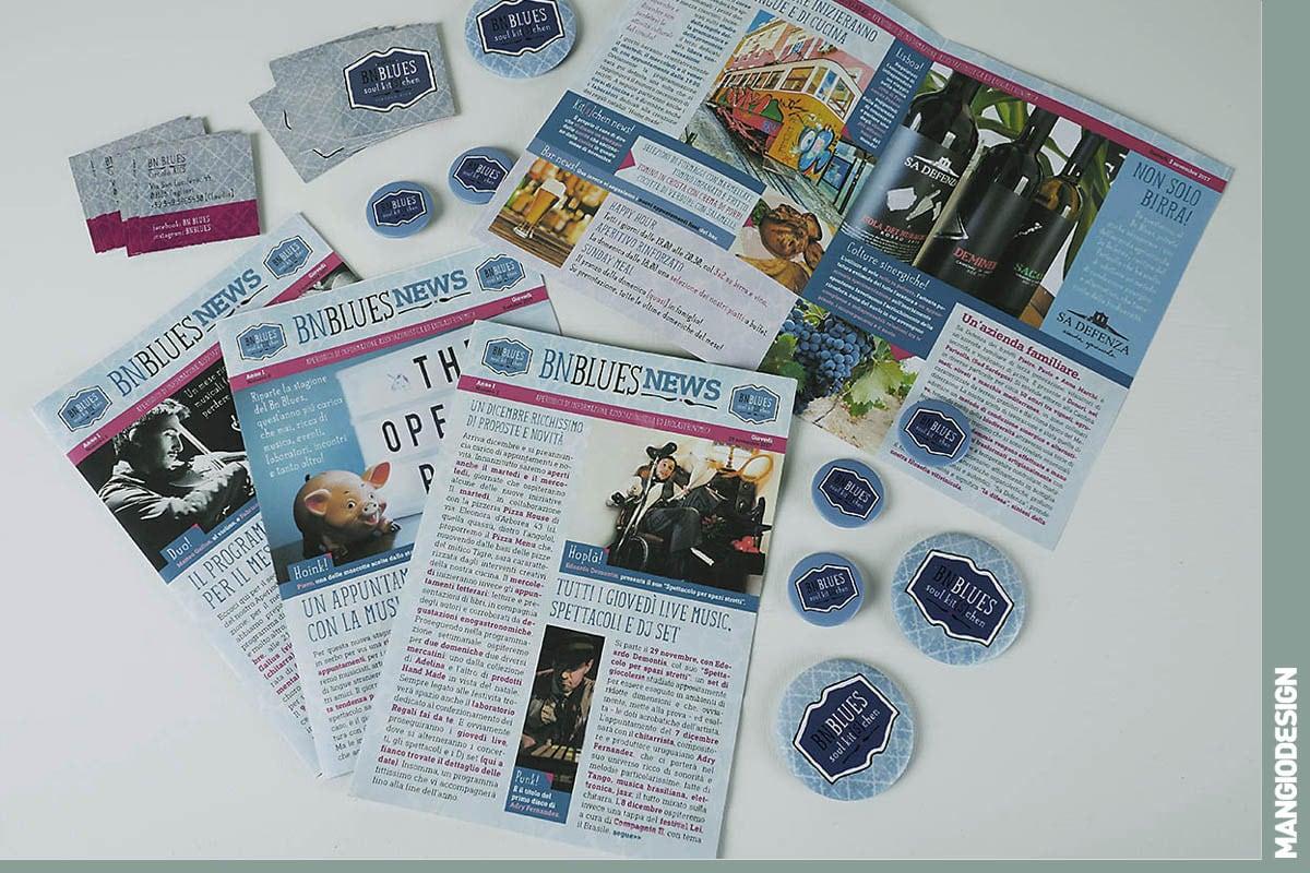 Circolo AICS BN Blues - giornalino